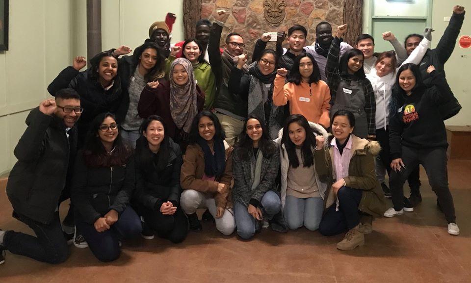 Melbourne Create Change Fellowship